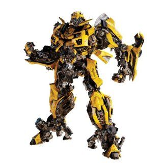 ROOMMATES RMK1290GM Transformers 3 Bumblebee Peel & Stick Giant Wall
