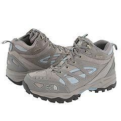 The North Face Kids Adrenaline Mid (Youth) Q Silve(Size 5.5 Youth M