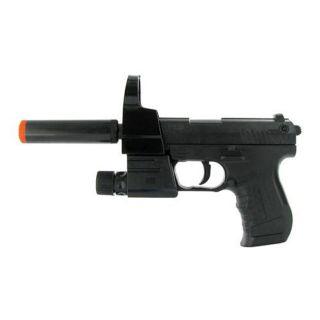 Mini Tactical Spy Pistol FPS 120 Laser Airsoft Gun
