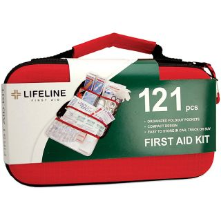 EVA 121 piece Deluxe First Aid Kits (Pack of 4) Compare $81.11 Today