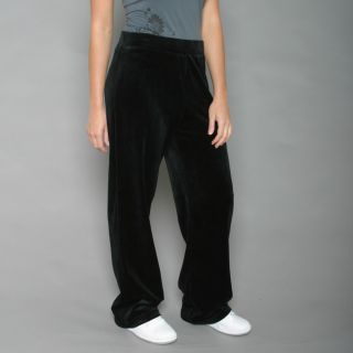 Jones New York Womens Black Sweatpants