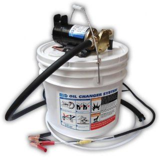 Jabsco 17800 2000 Marine Porta Quick Oil Changer with