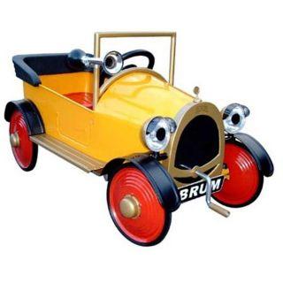 Brum Pedal Car
