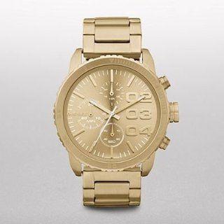Diesel Womens DZ5302 Advanced Gold Watch: Watches: