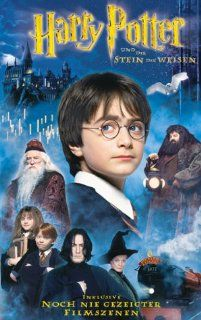 Harry Potter and the Sorcerers Stone [VHS]: Daniel