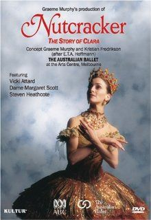 Nutcracker  The Story Of Clara Vicki Attard, Graeme