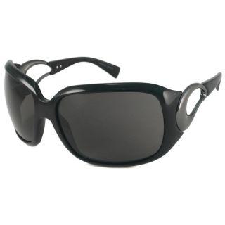 Giorgio Armani GA651/S Womens Oversize Rectangular Sunglasses Today