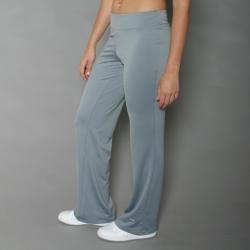 Champion Womens Light Grey Knit Pants