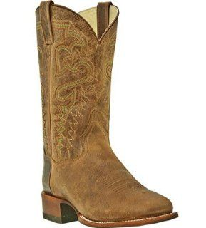 Dan Post Mens 11 Inch Weatherford Cognac Boots DP2705 Shoes