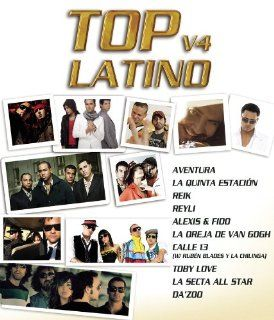 Top Latino, Vol. 4 Various Artists, various Movies & TV