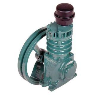 Speedaire 5FTU0 Air Compressor Pump, 1 Stage