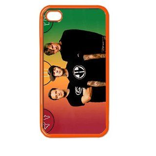 blink 182 v2 iphone hard case 4 and 4s iphone plasstic