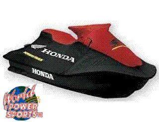 Honda Watercraft Cover AquaTrax F 12 X Red/Black