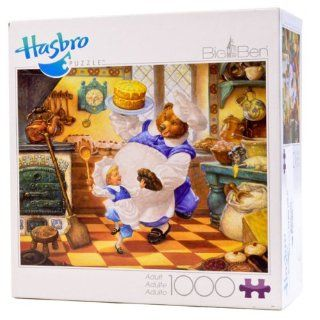 Big Ben Puzzle Pat A Cake Toys & Games
