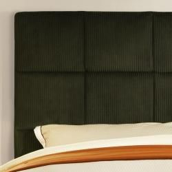 Sarajevo Moss Corduroy King size Bed