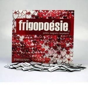 510 AIMANTS FRIGOPOESIE   Achat / Vente AIMANTS   MAGNETS ROMANCE 510