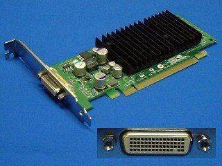 HP 413580 001 PCI NVIDIA Quadro NVS 280 64MB graphics card