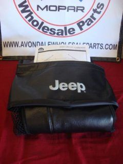 Jeep Grand Cherokee 2011 2012 Bra / Front End Cover Mopar OEM
