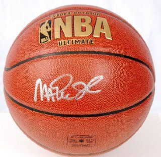 Magic Johnson Autographed Basketball   Autographed