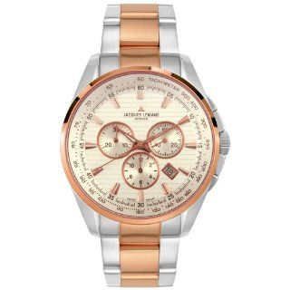 Jacques Lemans Mens GU188F Geneve Tempora Chronograph Collection