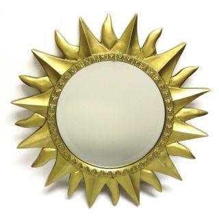 Starburst Gold Framed Mirror Today $66.99 Sale $60.29 Save 10%