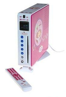 Strawberry Shortcake DVD Player with Remote Control Toys