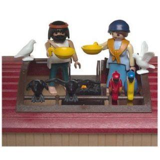 Playmobil   3255   Le Zoo   Arche de No   Quel magnifique bateauA