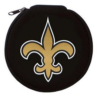 Our NFL Football New Orleans Saints neoprene CD/Blue Ray/DVD zippered