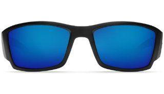 New Costa Del Mar Corbina 580G Black/Blue Mirror Lens 60mm