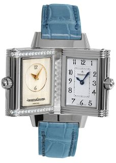 Jaeger LeCoultre Reverso Duetto Womens Watch