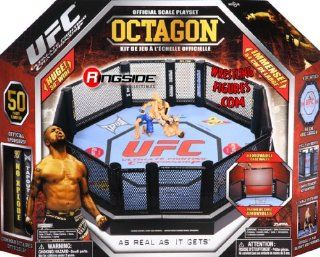UFC REAL SCALE OCTAGON UFC MMA Toy Ring Playset Toys