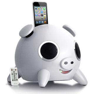 Speakal iHog 2.1 Stereo Docking Station for iPhone/ iPod