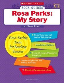 Scholastic Book Guides: Rosa Parks: My Story: Rosa Parks