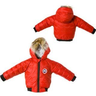 Canada Goose Reese Down Bomber Jacket   Infant/Toddler