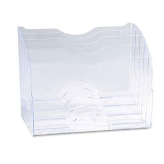 Rubbermaid Clear 2 way 5 sections Plastic Organizer Today $42.99 5.0