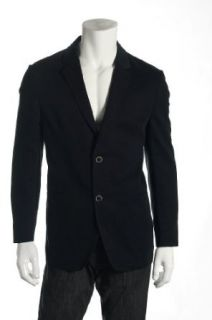 Assests by Andrew Fezza Black 2 Button Sport Coat Sports