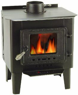 Vogelzang VG450ELGB Frontiersman Wood Stove with Blower