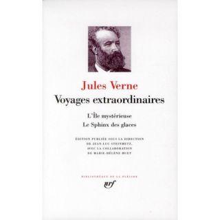 ILE MYSTERIEUSE ; LE SPHINX DES GLACES   Achat / Vente livre Jules