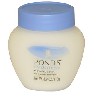 Ponds Dry Skin Cream The Caring Classic 3.9 ounce Cream