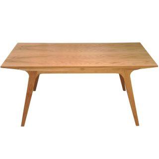 Table de salle à manger PIERCE   Achat / Vente TABLE A MANGER Table