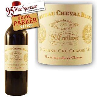 Château Cheval Blanc   Millésime 2006   AOC Saint Emilion   Premier