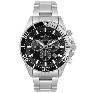 Jacques Lemans Mens GU195A Geneve Tempora Diver 20 ATM Collection