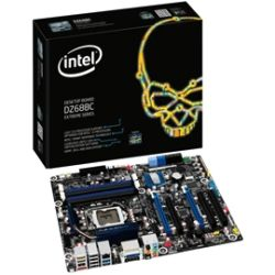Intel DZ68BC Desktop Motherboard   Intel   Socket H2 LGA 1155   1 Pac