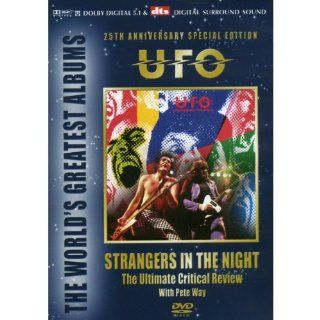 UFO   Strangers in the Night Worlds Greatest Albums DVD