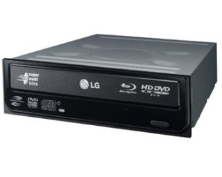 LG Super Multi Blue Blu ray Disc HD DVD ROM Drive