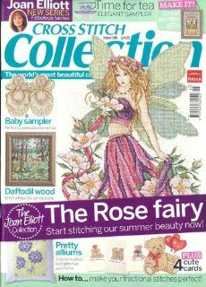 Stitch Collection Magazine Issue 196 The Rose Fairy Books