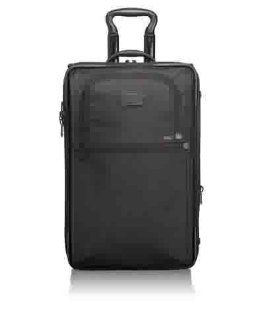 Tumi Alpha Frequent Traveler Zippered Expandable Carry On