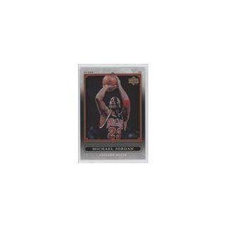 Michael Jordan Chicago Bulls (Trading Card) 2007 Upper Deck National