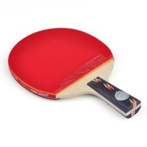 DHS Ping Pong Paddle X4006, Table Tennis Racket   Penhold