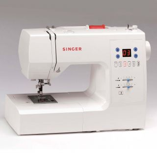 Singer Cosmo 7444 Electronic Sewing Machine (Refurbished) Today $119